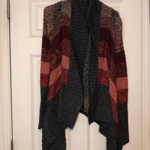NEVER WORN NO TAGS!! Heavy cardigan sweater